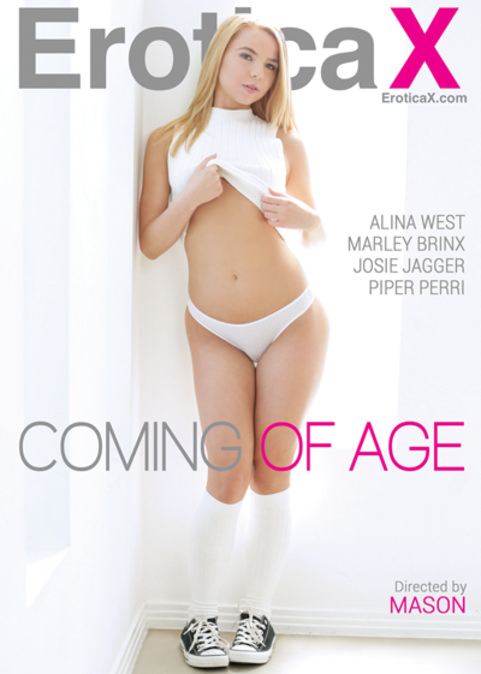 Coming of Age Dvd Cover
