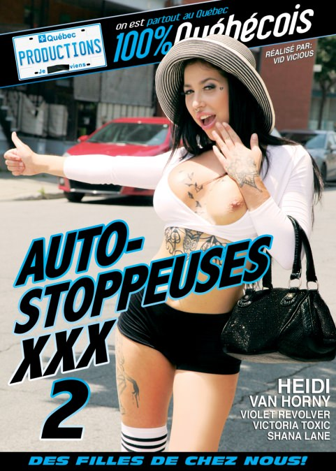 Autostoppeuse XXX #02 Dvd Cover