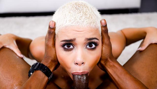 Throated – Aaliyah Hadid