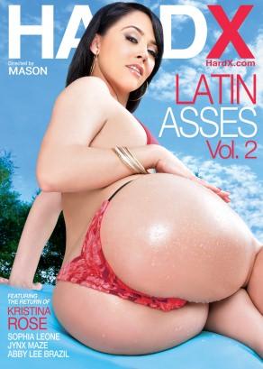 Latin Asses Vol. 2 Dvd Cover
