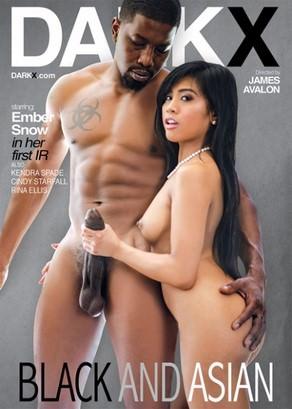 Black & Asian Dvd Cover
