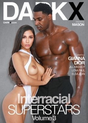 Interracial Superstars Vol. 3 Dvd Cover