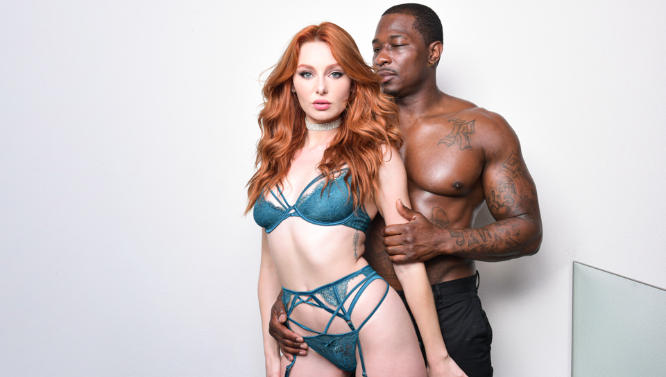 Download DarkX - Redhead Lacy Wants That Big Cock!