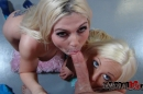 Christie Stevens VS Rikki Six picture 29