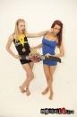 Avril Hall vs Elektra Foxx, picture 86 of 227