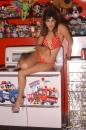Red With White Polka Dot Bikini Toy Room picture 7