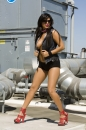 Rooftop Photoshoot With Sunny Leone picture 9