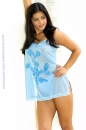 Blue Night Gown picture 10