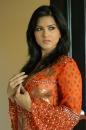 Orange Dress Sunny picture 5