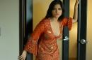 Orange Dress Sunny picture 19