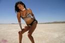 Desert White Bikini picture 7