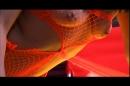 Orange Fishnet picture 22