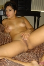 Sunny Shows Off In Bedroom picture 7
