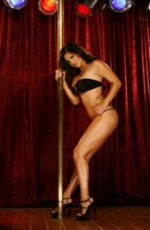 Stripper Pole Dancing Picture