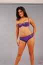 Purple Lingerie Tease picture 8