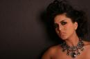 Jewel Necklace Black Corset picture 2