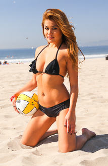 Charmane Loves To Play With Balls Picture