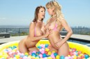 Alexis Fawx 1st Lesbian Anal picture 15
